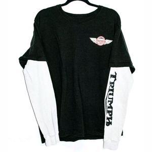 Lucky Brand Triumph Mens Long Sleeve Shirt
